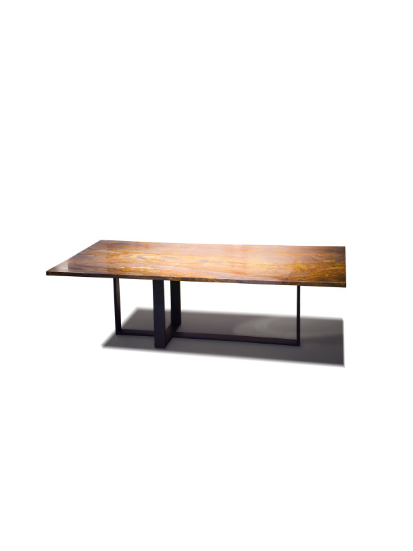 BRONZETTO DINING TABLE