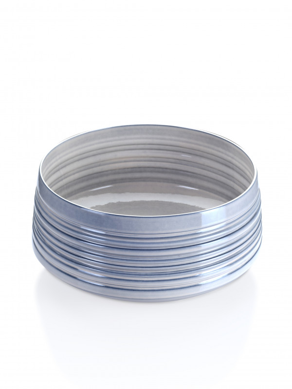 STACKED RINGS BOWL