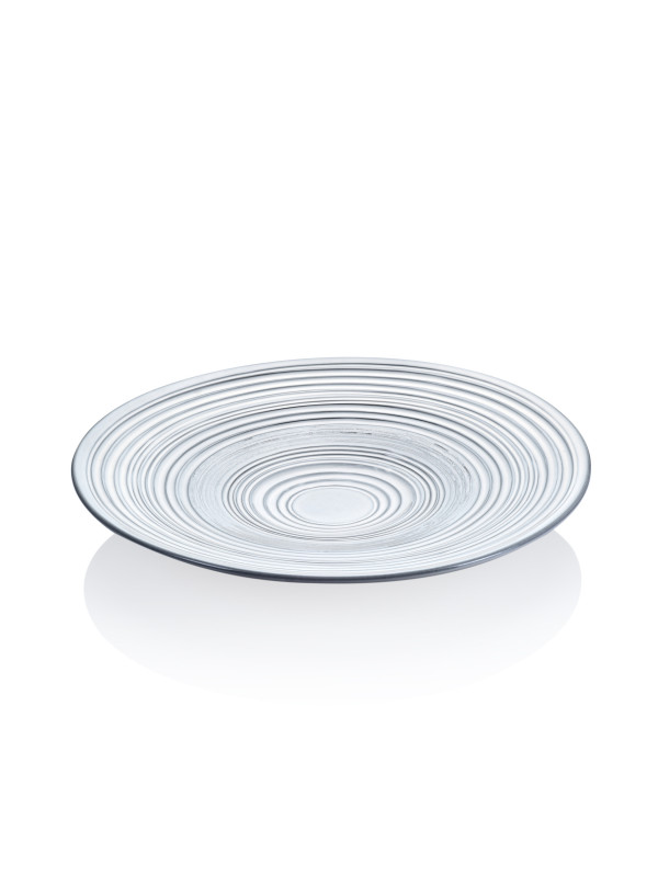 STACKED RINGS CHARGER