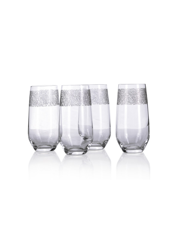 Water  Glasses - Set of 4