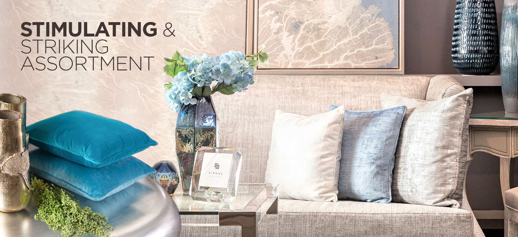 Decorative Cushions by SIMONE