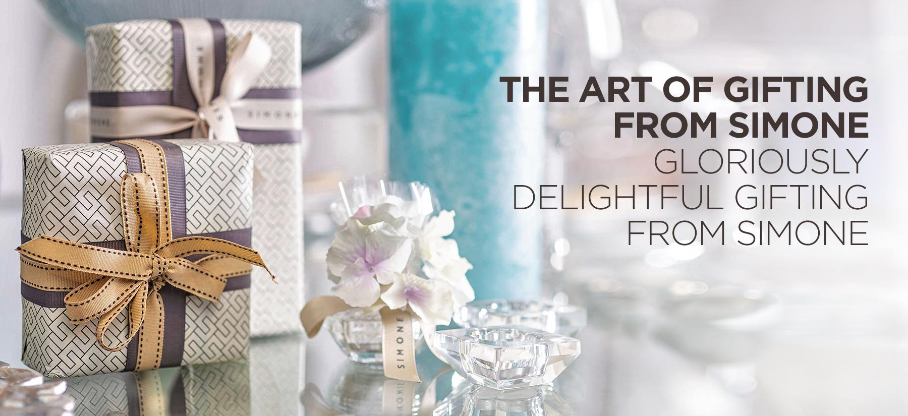 The Art of Gifting by SIMONE Mumbai